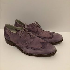 Cole Haan Nike Air Colton Casual Wingtip Shoes